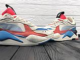 Чоловічі кросівки Puma RS-X Reinvention, чоловічі кросівки Puma, пума рс х, фото 7