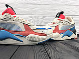 Мужские кроссовки Puma RS-X Reinvention, мужские кроссовки Puma, пума рс х, фото 7