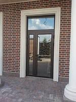 Алюминиевые двери Framex (Украина), серия Р-69