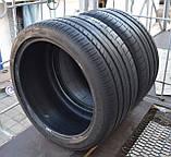 Летние шины б/у 295/35 R 20 Michelin Pilot Sport, пара, 5 мм, фото 5