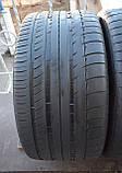 Летние шины б/у 295/35 R 20 Michelin Pilot Sport, пара, 5 мм, фото 3