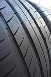 Летние шины б/у 295/35 R 20 Michelin Pilot Sport, пара, 5 мм, фото 8