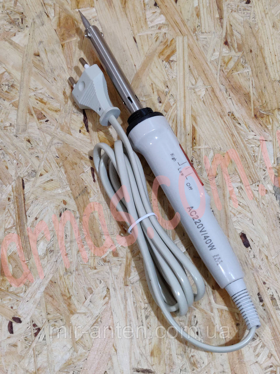 Паяльник JAC Tool 903 40w