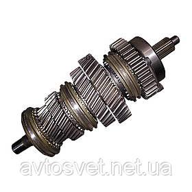 Вал вторинний КПП ГАЗ 3309 (виробник ГАЗ) 3309-1701100