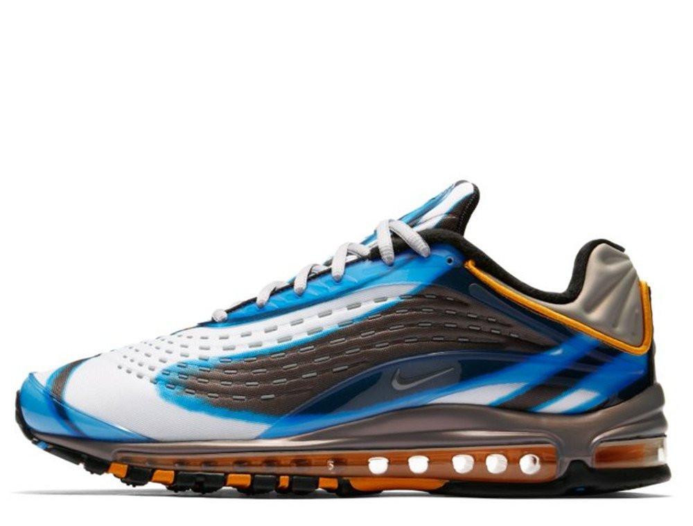 Мужские кроссовки  Nike Air Max Deluxe  AJ7831-401