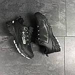 Мужские кроссовки Columbia Montrail (черные), фото 4