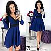 Платье / итальянский трикотаж / Украина 50-306