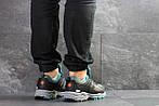 Чоловічі кросівки Columbia Montrail (сіро-блакитні), фото 2