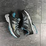 Чоловічі кросівки Columbia Montrail (сіро-блакитні), фото 7