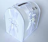 Свадебный сундучок, белый., фото 2