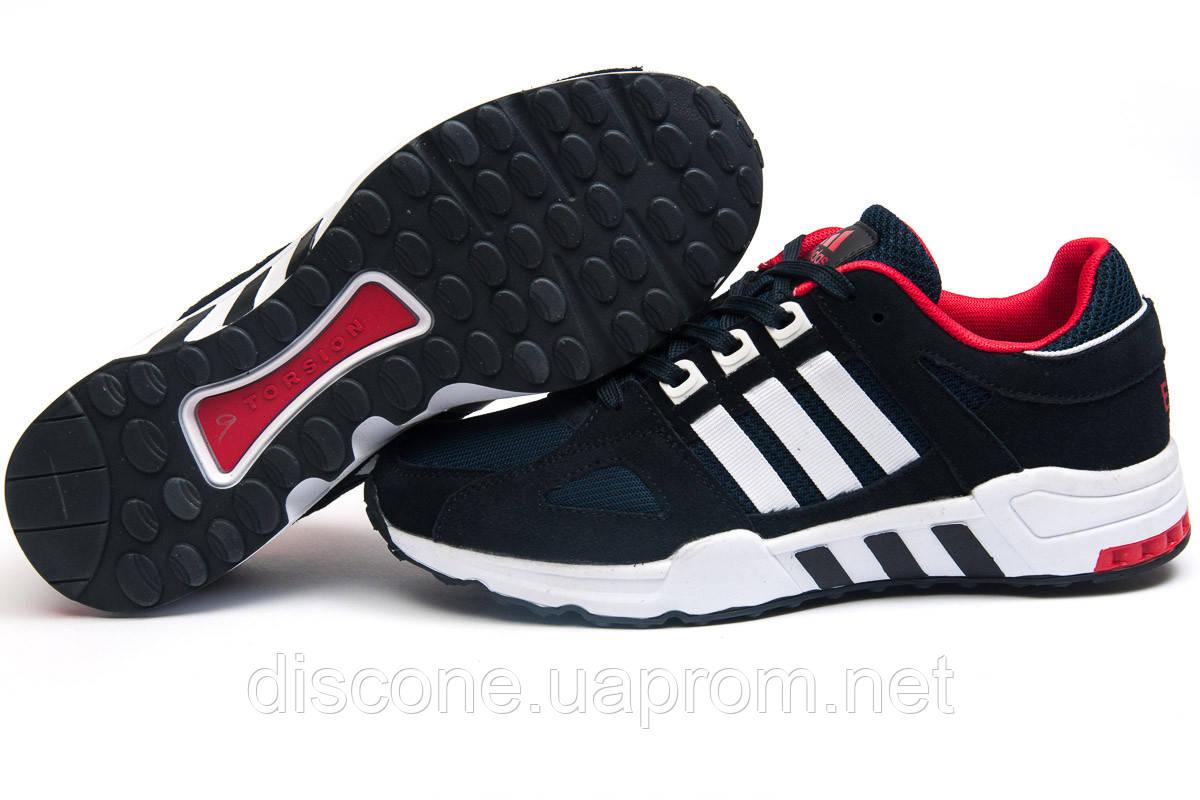 Кроссовки мужские ► Adidas EQT Support 93,  темно-синие (Код: 11655) ►(нет на складе) П Р О Д А Н О!