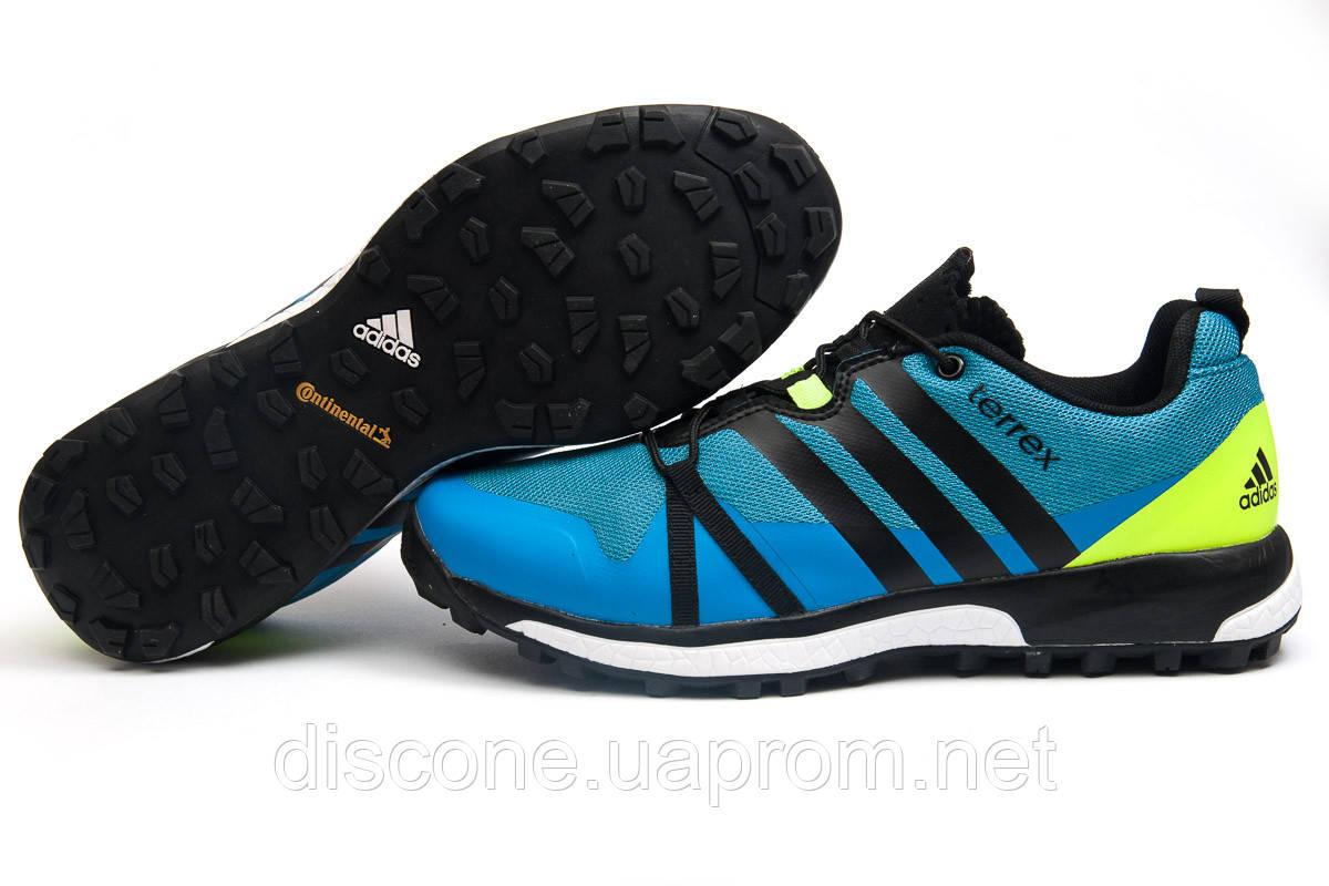 Кроссовки мужские ► Adidas Terrex Boost,  синие (Код: 11661) ► [  41 42 43  ] ✅Скидка 35%