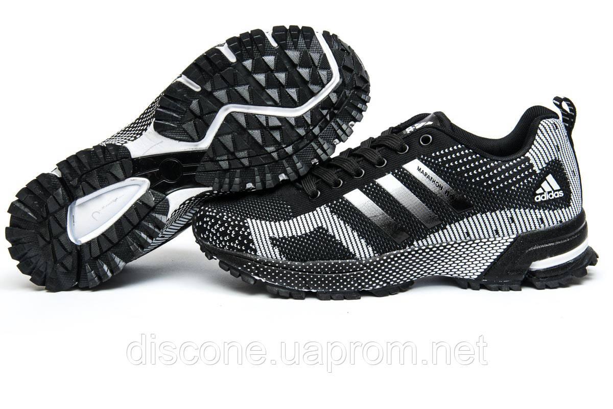 Кроссовки женские 11722 ► Adidas  Marathon TR 21, черные ✅SALE! 55% ► [ 37 ]