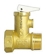 Клапан запобіжний MS 0034 ATL