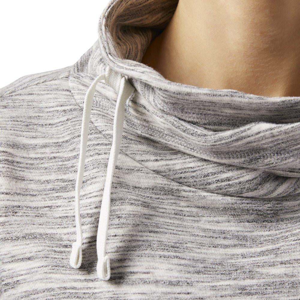Оригинальная Кофта Reebok Elements Cowl Neck Sweatshirt CF8643