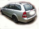 Двер задняя Chevrolet Lacetti, фото 4