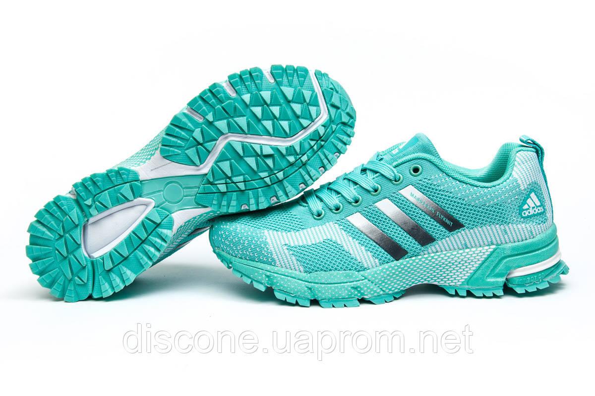 Кроссовки женские ► Adidas  Marathon TR 21,  бирюзовые (Код: 11723) ►(нет на складе) П Р О Д А Н О!