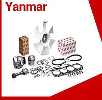 Запчасти на двигателя YANMAR (Янмар)