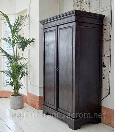 Шкаф для одежды из массива, фото 2