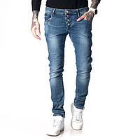 Зауженные джинсы мужские Fr 13-140 синие