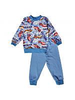 Детская пижама для мальчика опт