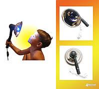 Рефлектор Минина (синяя лампа) «Модерн» Ø160 мм /Праймед/