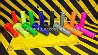 Грипсы (ручки) руля Domino мягкие 22мм, фото 1