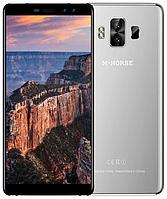 """M-Horse Pure 1 Silver 3/32Gb, 5.7"""", MT6737, 3G, 4G"""