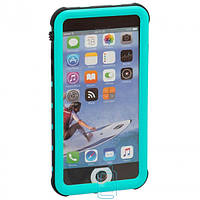 Чехол Водонепроницаемый Apple iPhone 7 Plus, 8 Plus бирюзовый
