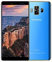 "M-Horse Pure 1 Blue 3/32Gb, 5.7"", MT6737, 3G, 4G"