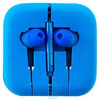 Наушники с микрофоном Xiaomi Piston V3 синие
