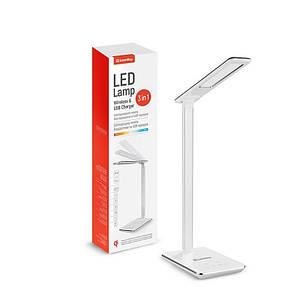 Настольная лампа LED ColorWay CW-DL01WC-W White