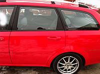 Трос багажника Chevrolet Lacetti
