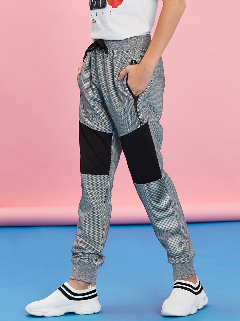 Спортивные штаны для мальчика 110-160