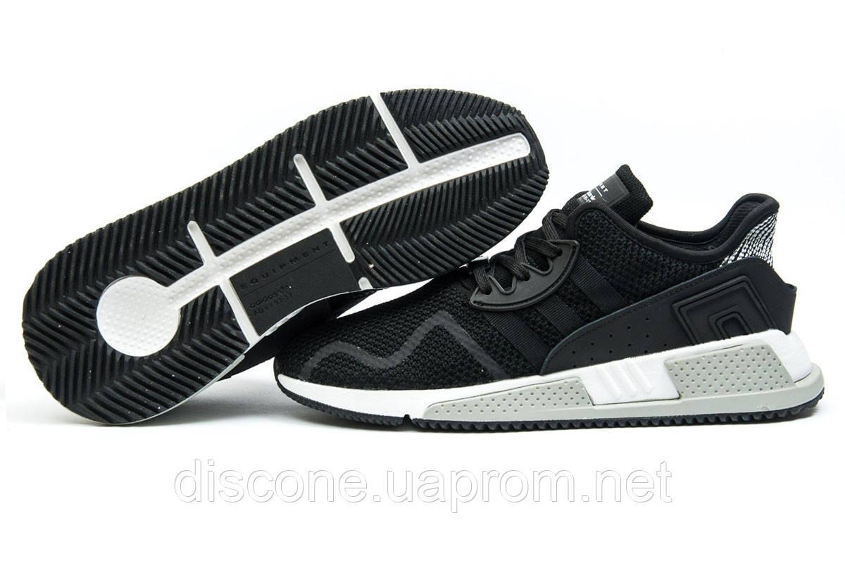 Кроссовки мужские 11842 ► Adidas  EQT Cushion ADV, черные ✅Скидка 32% ► [ 44 ]