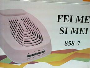 Вытяжка маникюрная настольная - пылесос FEIMEI SIMEI 858-7., фото 2