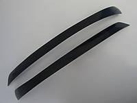 Ресницы на автомобильные фары Хюндай Соната 2005-2010 Spirit. Тюнинговые накладки на фары Hyundai Sonata