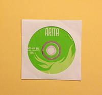 Двухслойный диск DVD+R DL 8.5 Gb в конверте