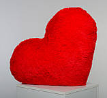 Подушка- игрушка сердце 75 см, фото 3