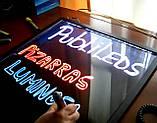 Светодиодная Флеш Доска Парклбоард LED 30 х 40 см, фото 3
