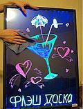 Светодиодная Флеш Доска Парклбоард LED 30 х 40 см, фото 6