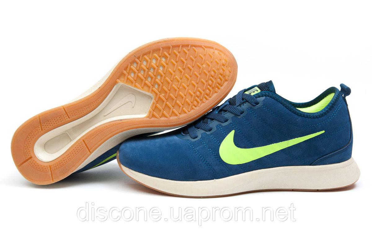 Кроссовки мужские 11954 ► Nike  Free Run 4.0 V2, синие ✅SALE! 46% ► [ 42 ]
