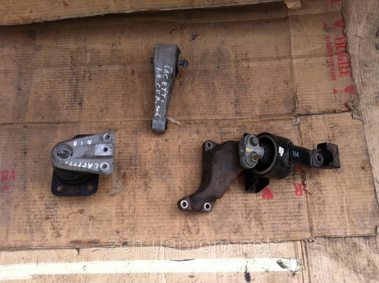 Подушка мотора 1.6 и 1.8 Chevrolet Lacetti