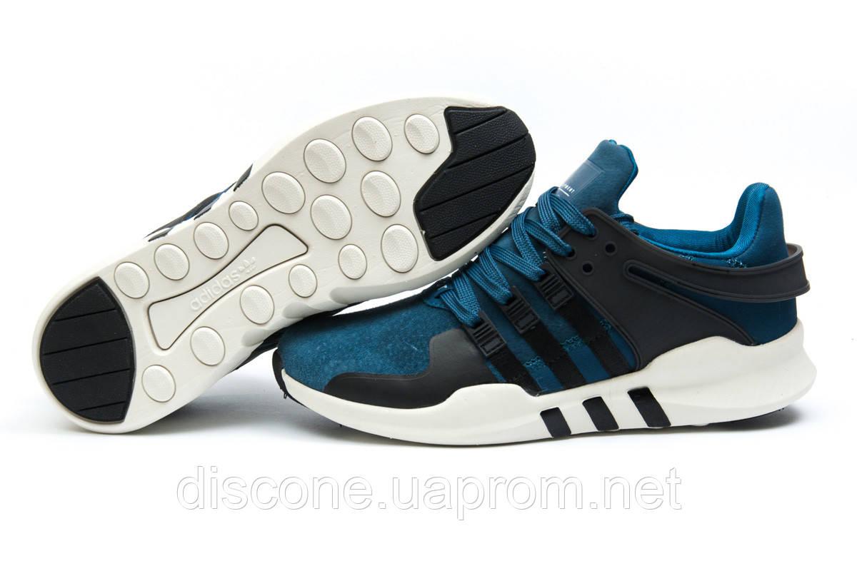 Кроссовки мужские 11995 ► Adidas  EQT ADV/91-16, синие ✅SALE! 36% ► [ 43 ]