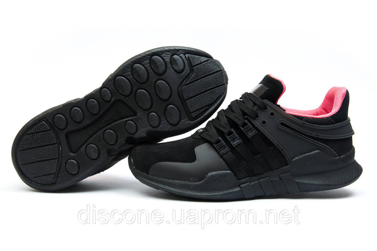 Кроссовки женские ► Adidas  EQT ADV/91-16,  черные (Код: 12002) ►(нет на складе) П Р О Д А Н О!