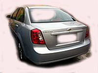 Бампер задний Chevrolet Lacetti