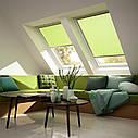 Рулонна штора VELUX RFL на направляючих для мансардних вікон штори Велюкс рулонная штора , фото 3