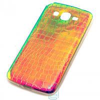 Чехол силиконовый Dekkin Snake Samsung Grand 2 G7102, G7105, G7106 хамелеон