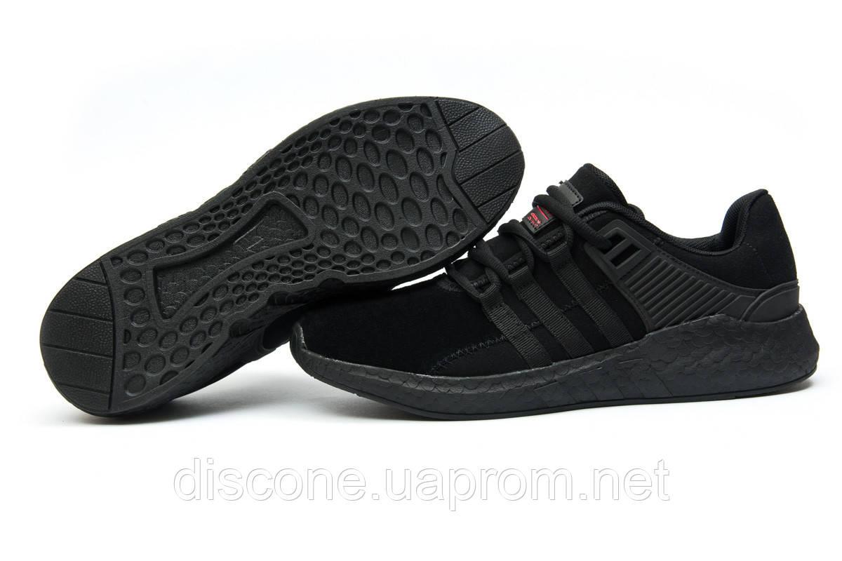 Кроссовки мужские 12164 ► Adidas  EQT ADV/91-17, черные ✅Скидка % ► [ нет в наличии ]