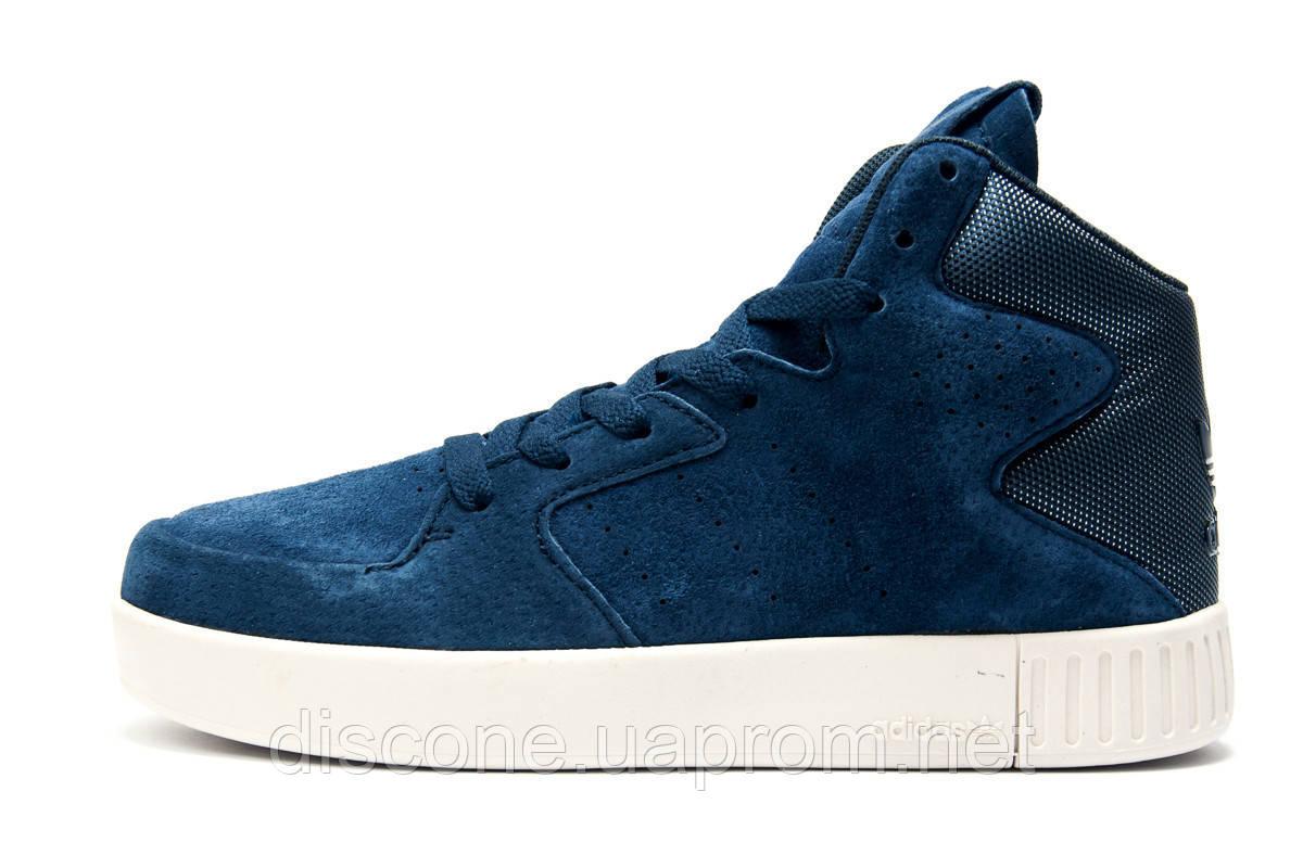 Кроссовки женские ► Adidas, синий (1039-1), р. (нет на складе) П Р О Д А Н О! ✔ЧеРнАяПяТнИцА
